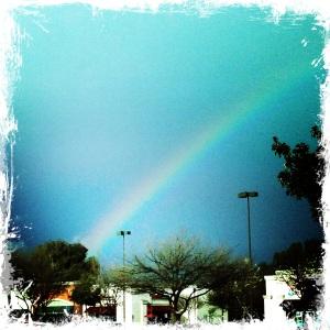 Starbucks Rainbow