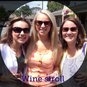 wine stroll
