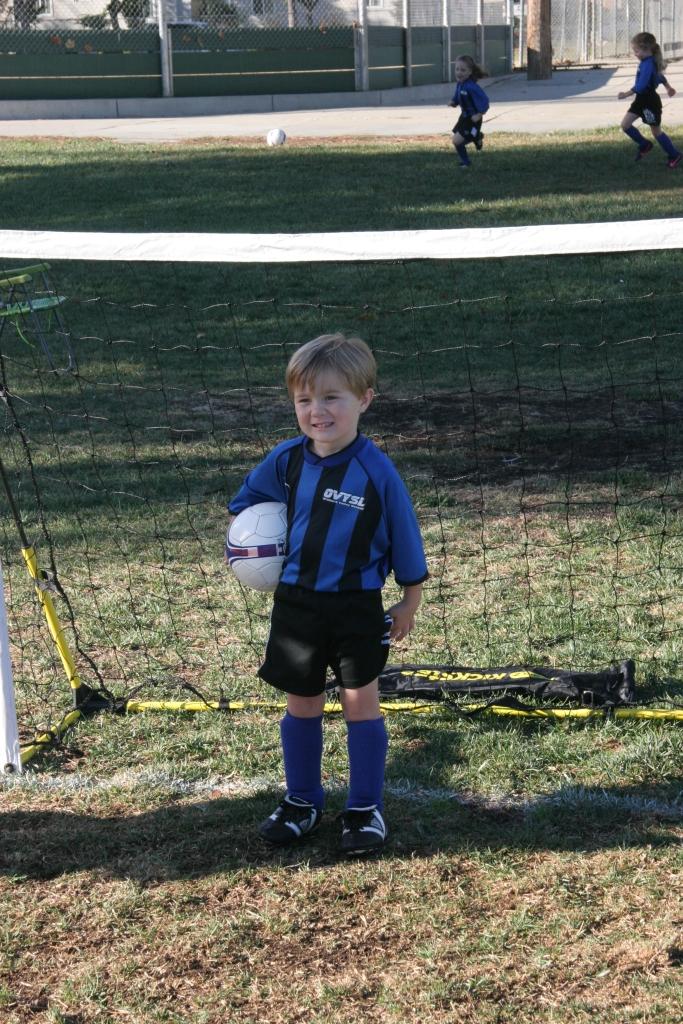 Zach soccer