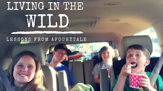 Living in the WILD – lessons from afourytale